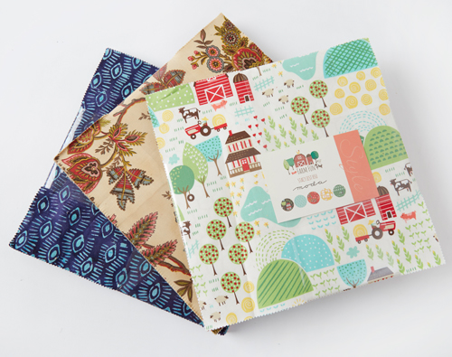 Moda prize Quiltmakers 100 Blocks Vol.14 Blog Tour: Day 3