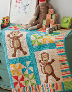 Monkey Madness Quilt
