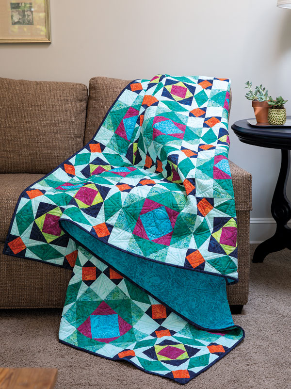 Moonlight Bay Quilt