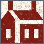 National Park Service - Schoolhouse quilt block