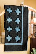Ohio Amish Star FREE Amish Quilt Pattern