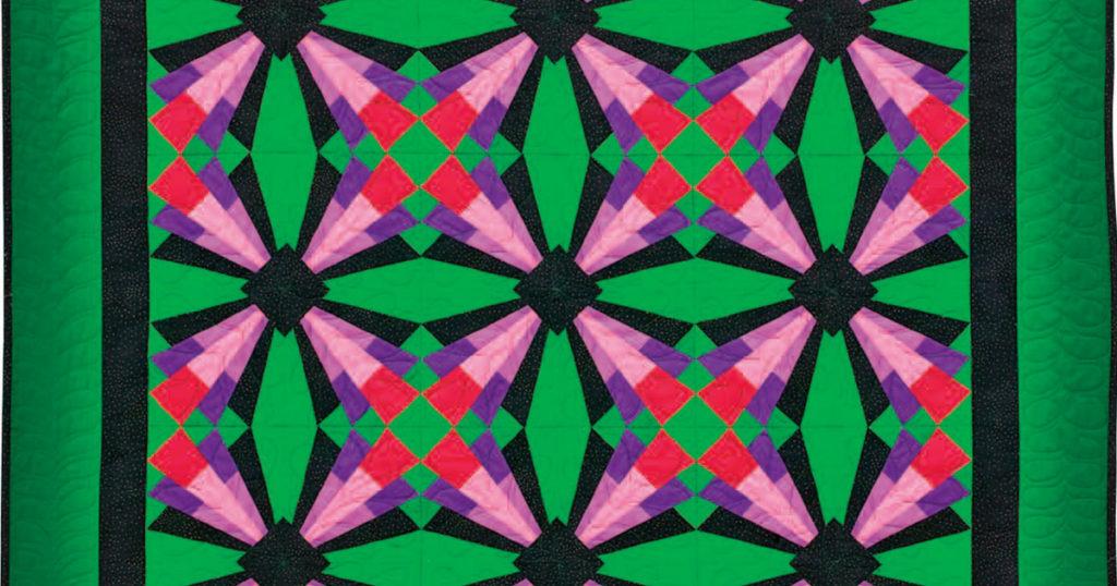 Free Quilt Patterns - Foundation Paper Piecing