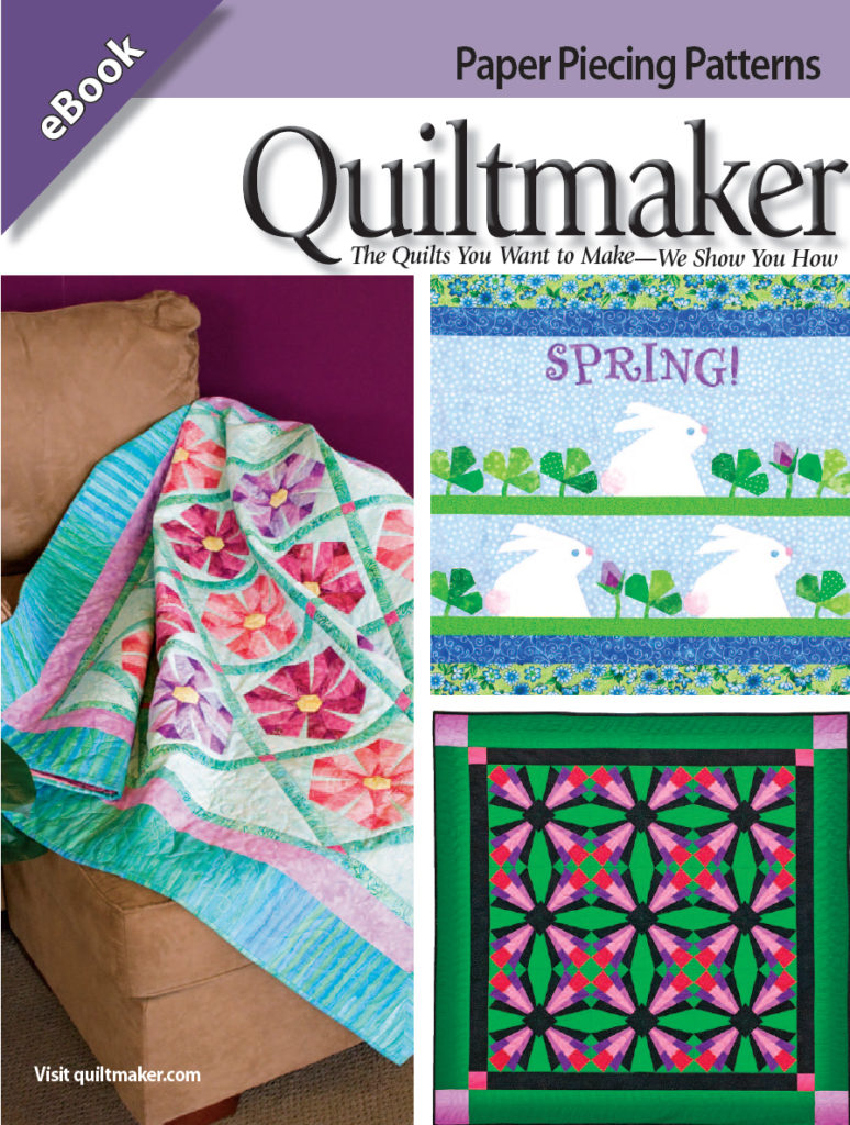 Paper Piecing Patterns Ebook Free The Quilting Company