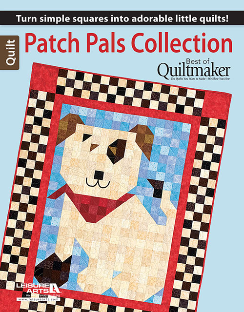 PatchPals1 Quiltmakers Patch Pals Collection