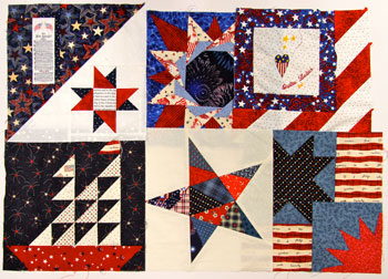 Patriotic Quilt Exchanges: Types, Tips and More