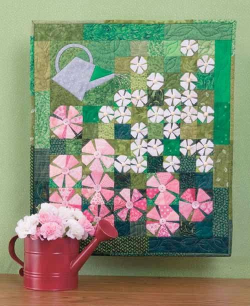 PetitJardin 10 Spring Quilt Patterns & Project Ideas
