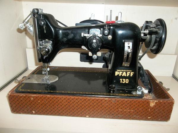 Pfaff130 My Vintage Sewing Machines