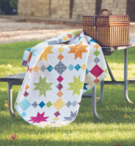 Picnic Day Quilt - Summer Quilts