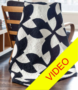 Yes You Can Piece Curves: Curved Piecing Two Ways