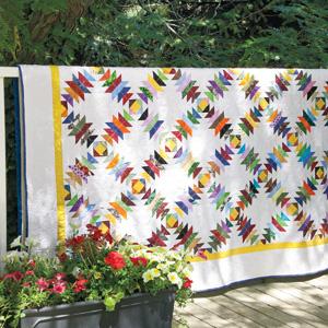 Quilt Design Galleries - The Quilting Company : pineapple quilt tutorial - Adamdwight.com