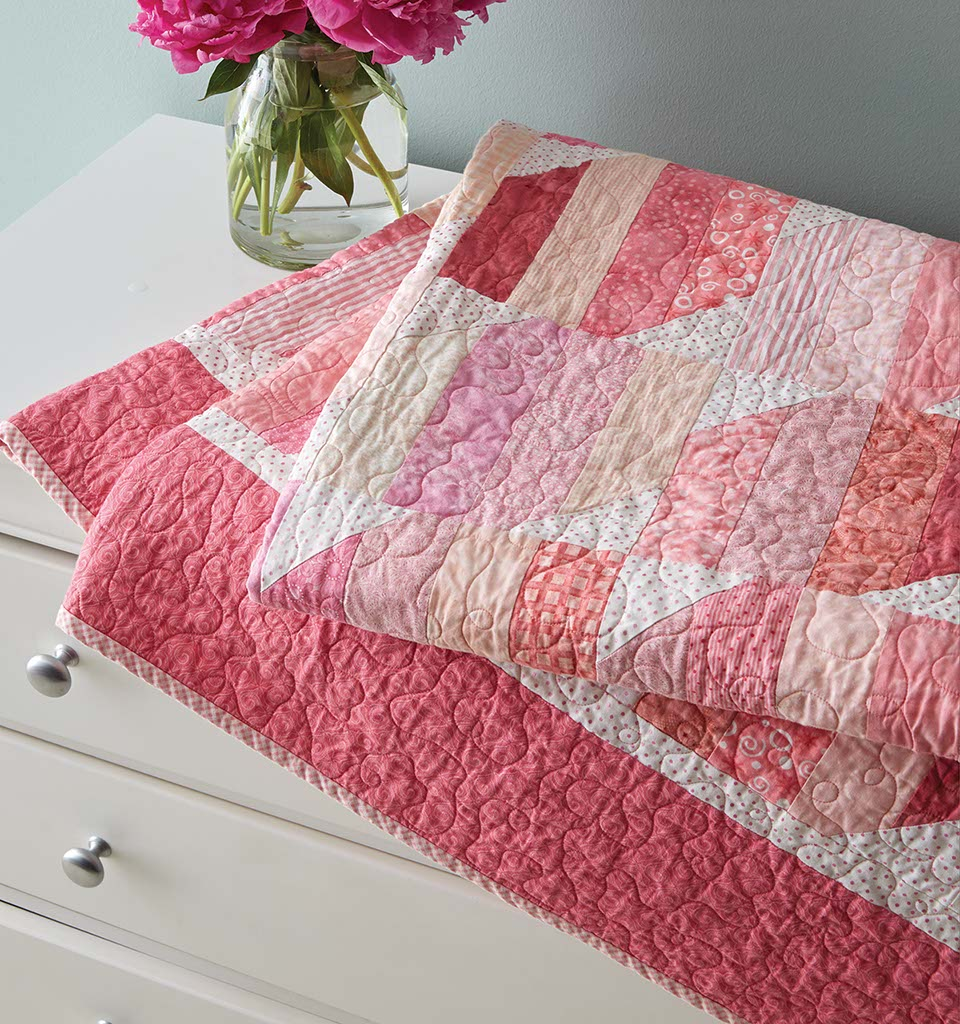 Pinkie Quilt Fons Amp Porter The Quilting Company