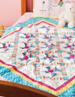 Perky Pinwheels Quilt