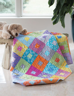 Quilting Quickly March/April 2015 - Fons & Porter - The Quilting ... : diy baby quilts - Adamdwight.com