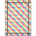 FREE Polka Tot Twin Size Quilt Pattern