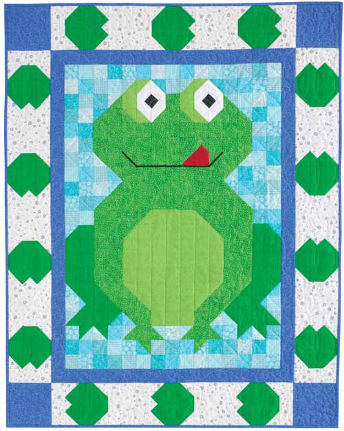 PondPatch Quiltmakers Patch Pals Collection