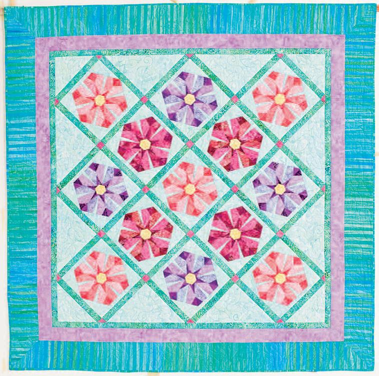 PrimrosePatch 10 Spring Quilt Patterns & Project Ideas