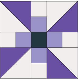 Flying Colors: FREE Propeller Quilt Block Pattern - The Quilting ... : block patterns for quilts - Adamdwight.com