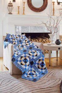Prussian Blue Quilt