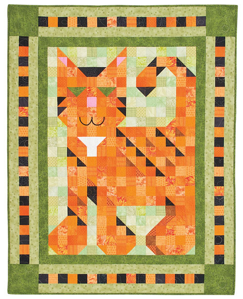 PurrPatch Quiltmakers Patch Pals Collection