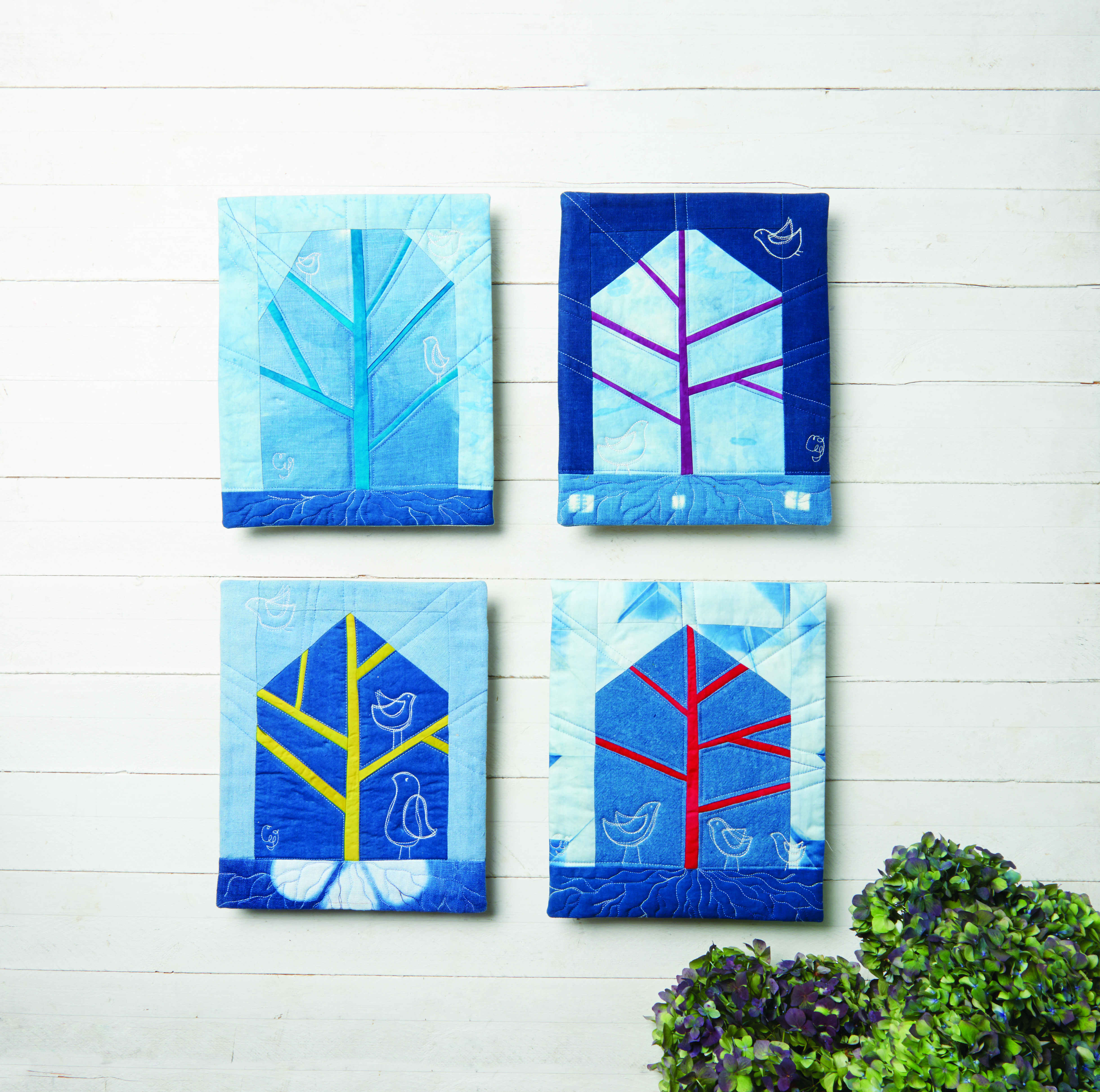 candy glendening, small art quilts, finishing techniques