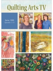 Cover of Quilting Arts TV Series 1000