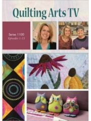 Cover of Quilting Arts TV Series 1100
