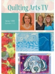Cover of Quilting Arts TV Series 1200
