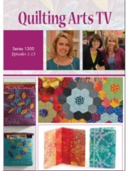 Cover of Quilting Arts TV Series 1300