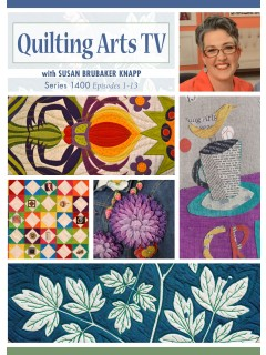 Cover of Quilting Arts TV Series 1400