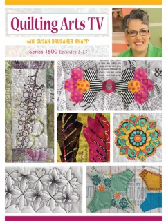 Cover of Quilting Arts TV Series 1600