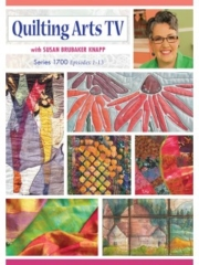 Cover of Quilting Arts TV Series 1700