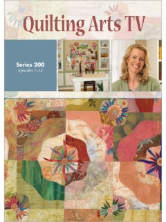 Cover of Quilting Arts TV Series 200