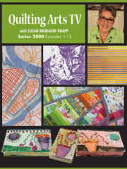 Cover of Quilting Arts TV Series 2000