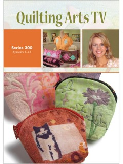 Cover of Quilting Arts TV Series 300