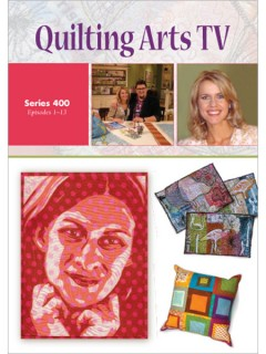 Cover of Quilting Arts TV Series 400