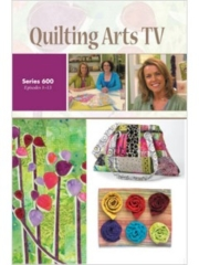 Cover of Quilting Arts TV Series 600