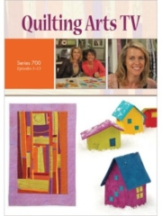 Cover of Quilting Arts TV Series 700