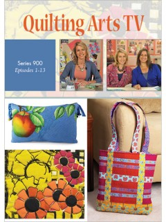 Cover of Quilting Arts TV Series 900