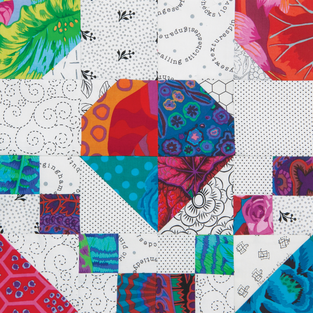 QM KENNEDY Quiltmakers 100 Blocks Vol. 13 Blog Tour: Day 4