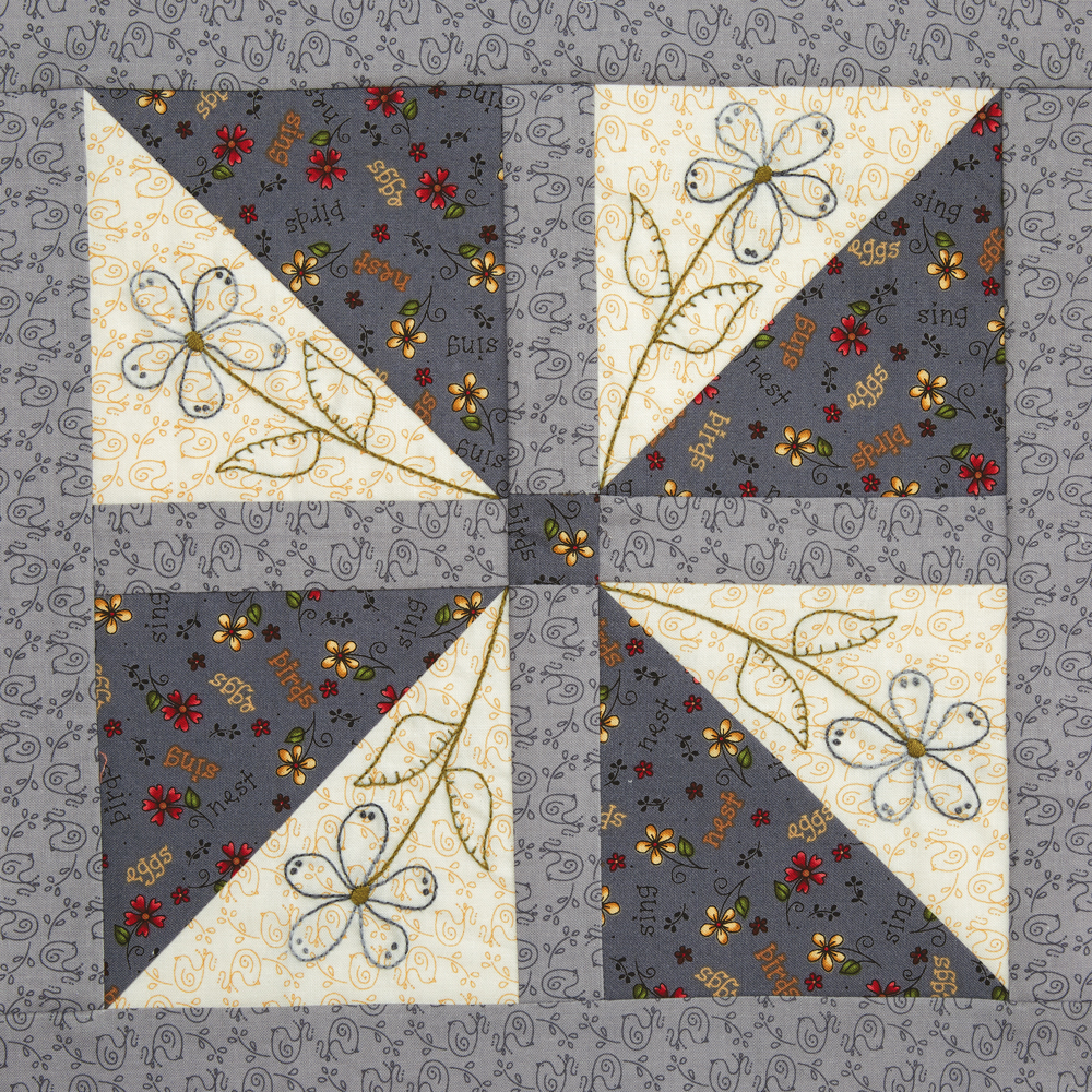 QM100 PAN Quiltmakers 100 Blocks Vol.14 Blog Tour: Day 3