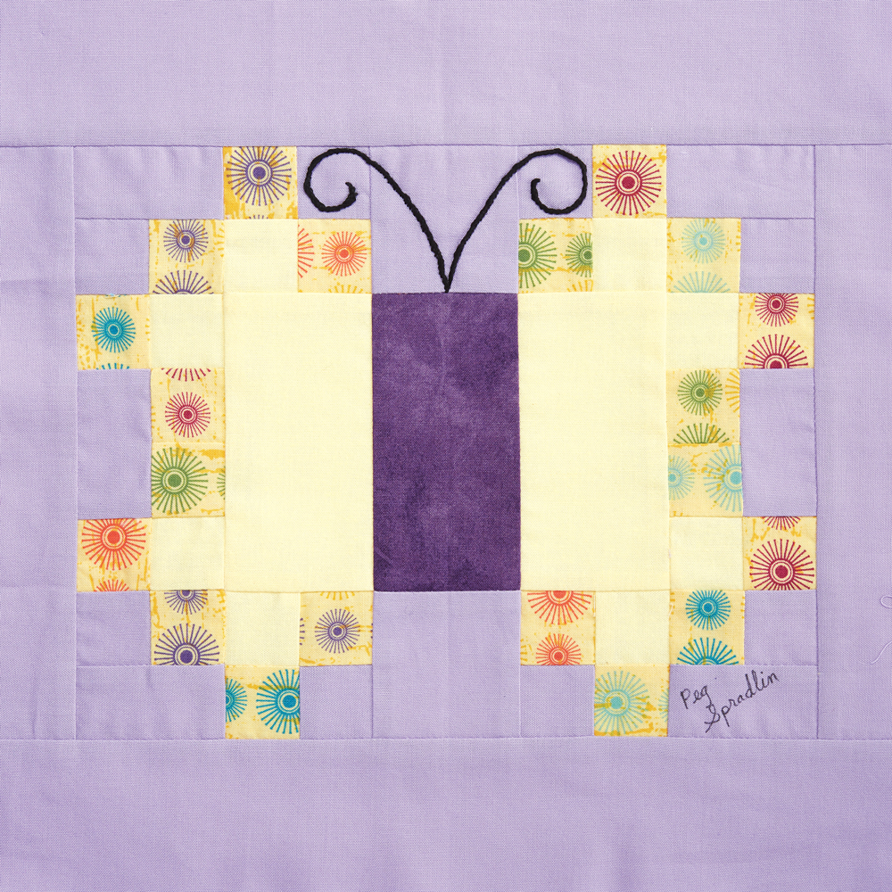 QM100 SPRA Quiltmakers 100 Blocks Vol.14 Blog Tour: Day 2