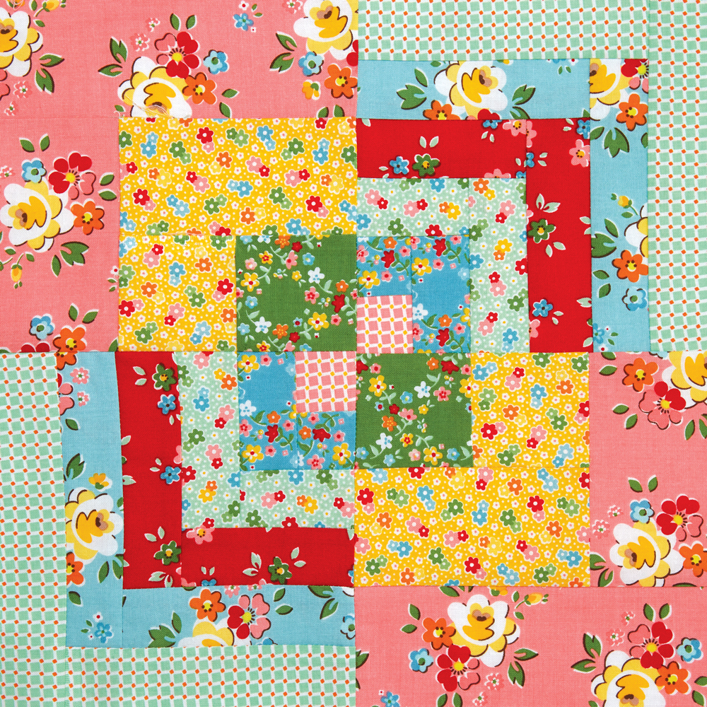 QM100 STOD Quiltmakers 100 Blocks Vol.14 Blog Tour: Day 5