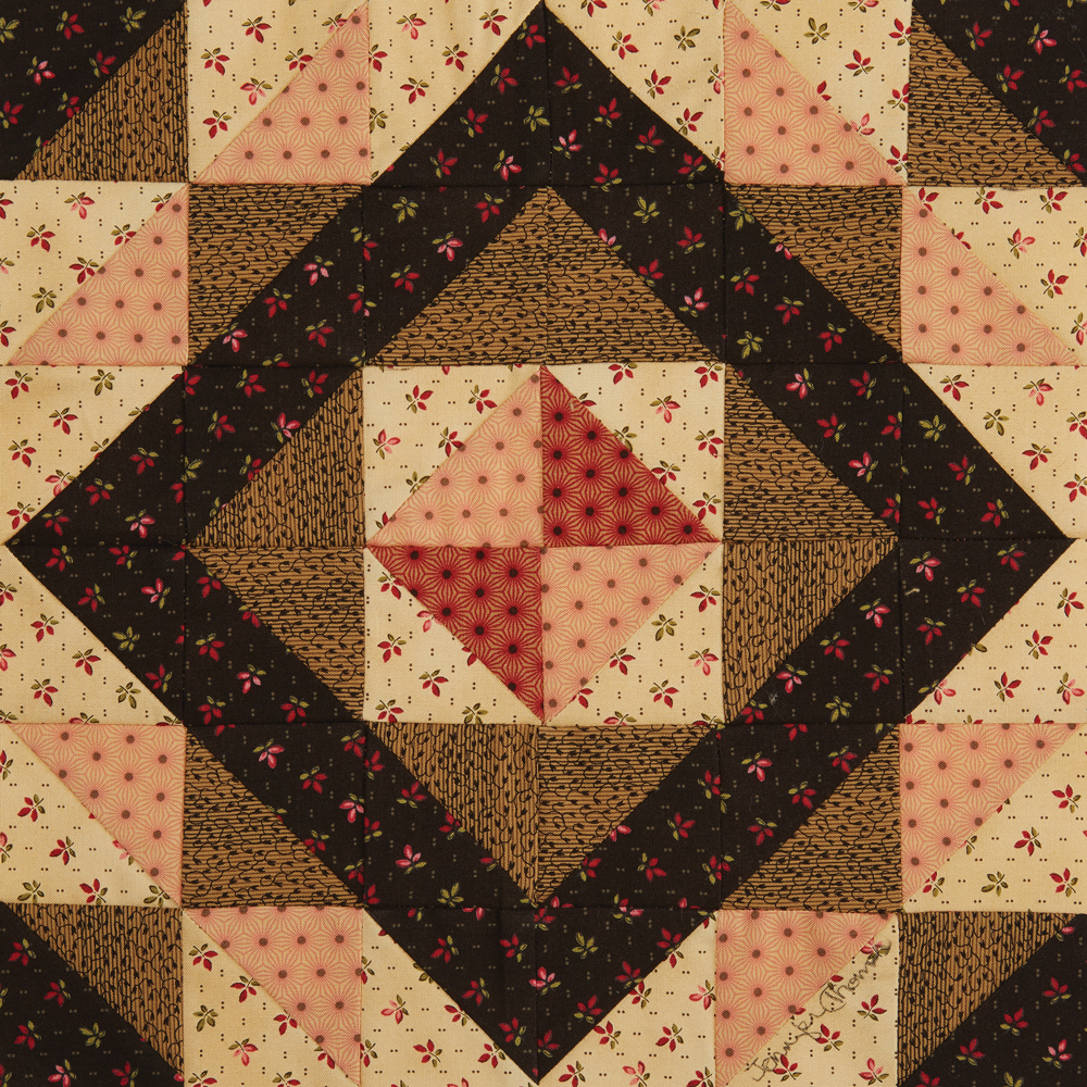 QM100 THOMAS Quiltmaker's 100 Blocks Vol. 15 Blog Tour: Day 2