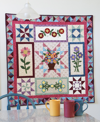 QM1702 DREAMING 350style New Issue: Quiltmaker January/February 17