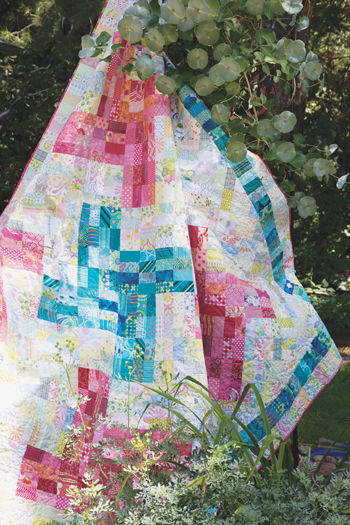 QM1702 SPINSTER 350style New Issue: Quiltmaker January/February 17