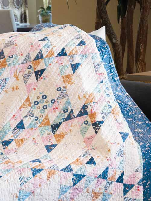 QMK17062 New Issue: Quiltmaker May/June 17