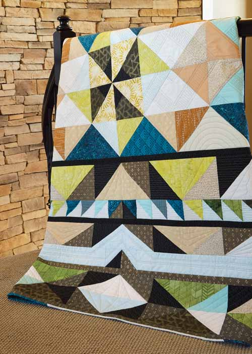 QMK17063 New Issue: Quiltmaker May/June 17