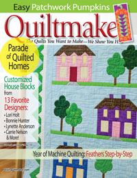 Sept/Oct '14 Quiltmaker