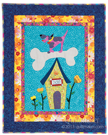 QMM ATF03 KnickKnack 350 Quiltmaker Classics: 29 All Time Favorite Quilts
