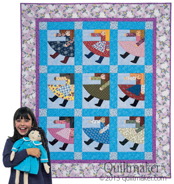 QMM ATF03 RagDoll 350 Quiltmaker Classics: 29 All Time Favorite Quilts